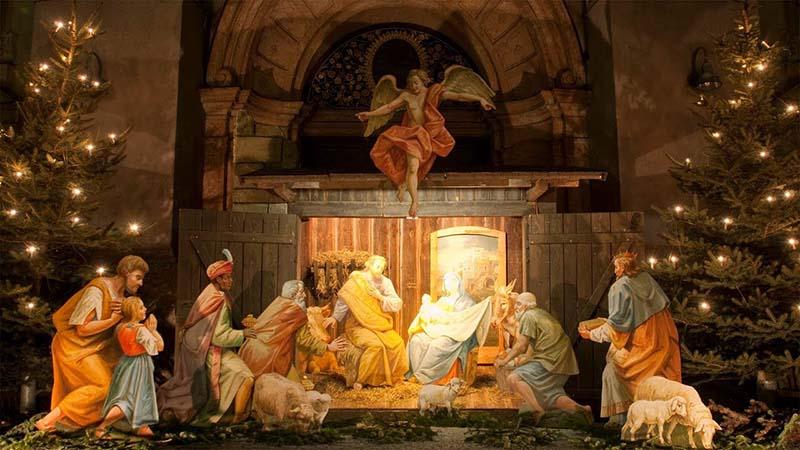 nguồn gốc lễ giáng sinh