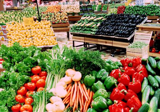 Bán nông sản, thực phẩm sạch